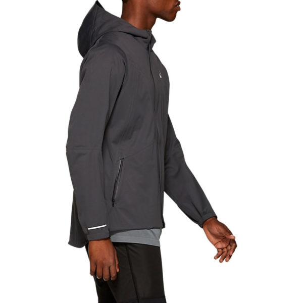 Asics Accelerate Men's Running Jacket Side