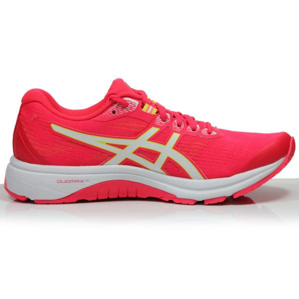 Asics GT-1000 v8 Women's Running Shoe - Laser Pink/White back