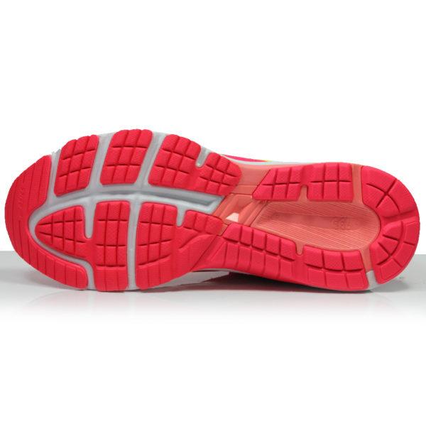 Asics GT-1000 v8 Women's Running Shoe - Laser Pink/White sole