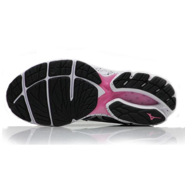Mizuno Wave Rider 23 Women's Running Shoe Sole