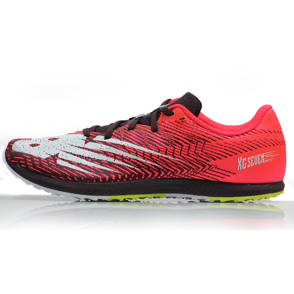 wholesale dealer c54cb 27f1a New Balance XC Seven v2 Men's Cross Country Spike - Energy Red/Henna