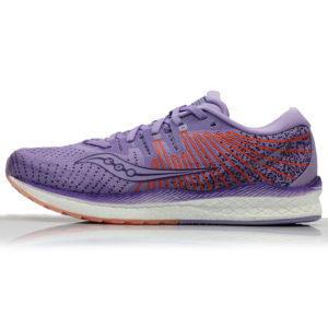 Saucony Liberty ISO 2 Women's Running Shoe Side