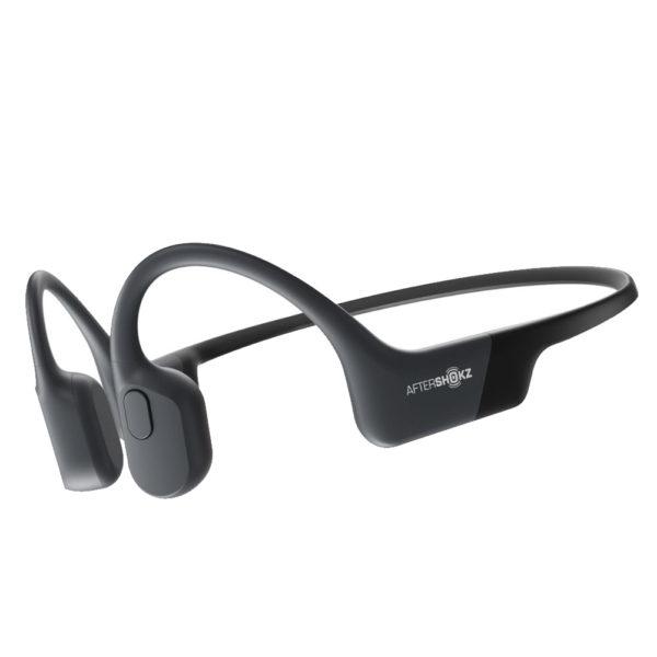 Aftershokz Aeropex Headphones - Black Side Image