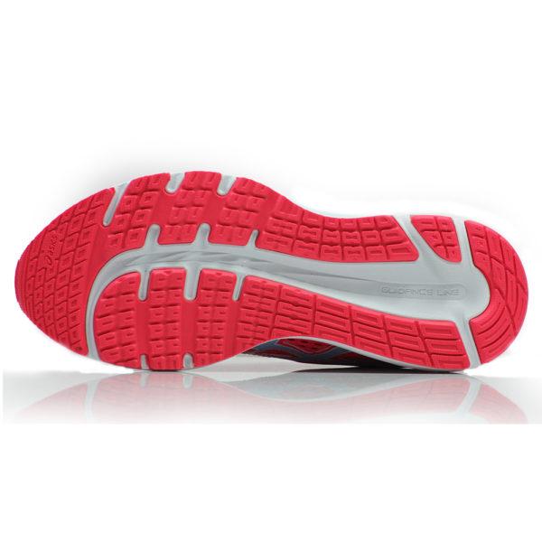 Asics Gel Cumulus 21 Junior Running Shoe Sole