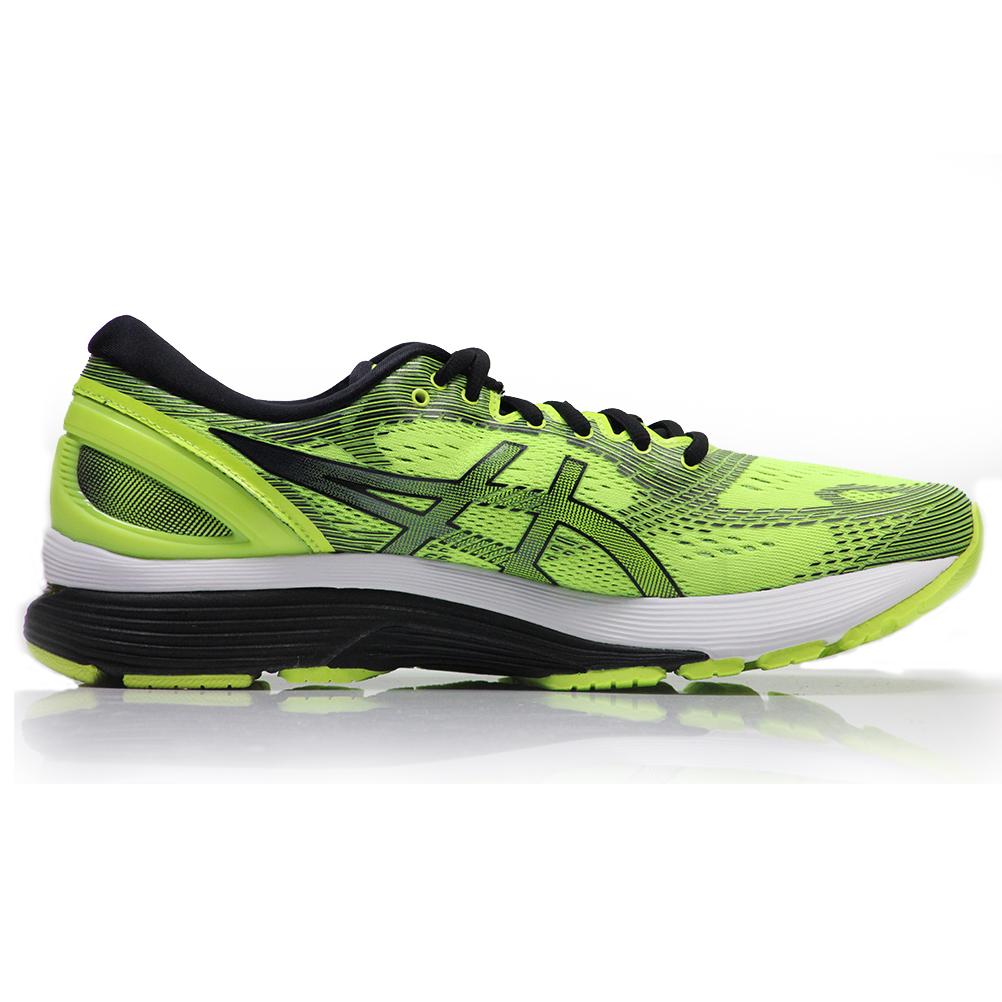 sneakers for cheap 4f9b7 1bf13 Asics Gel Nimbus 21 Men's Running Shoe - Safety Yellow/Black