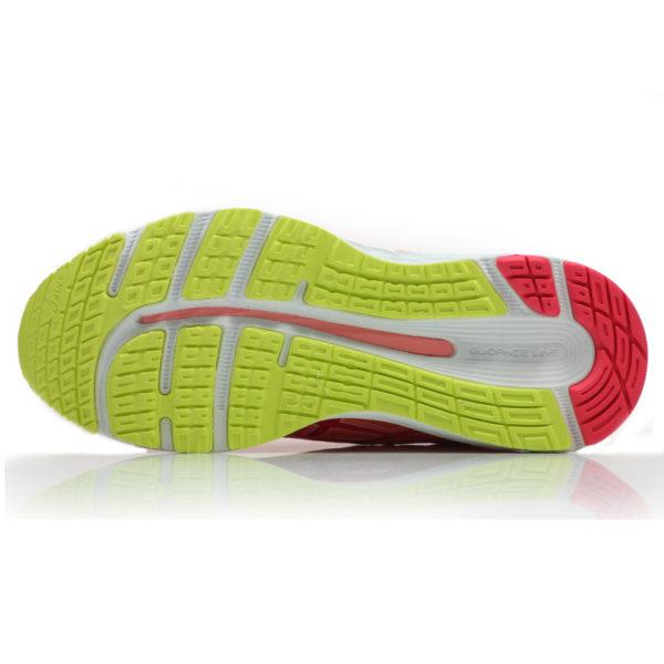 Asics Gel Cumulus 21 Women's Running Shoe Sole