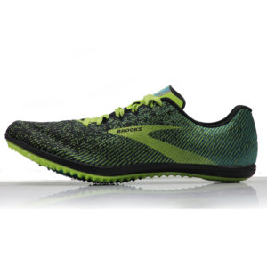 Brooks Mach 19 Men's Cross Country Running Spike Side