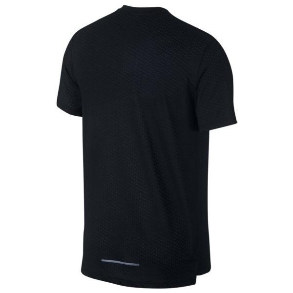 Nike Rise 356 Men's Running Short Sleeve Tee Back