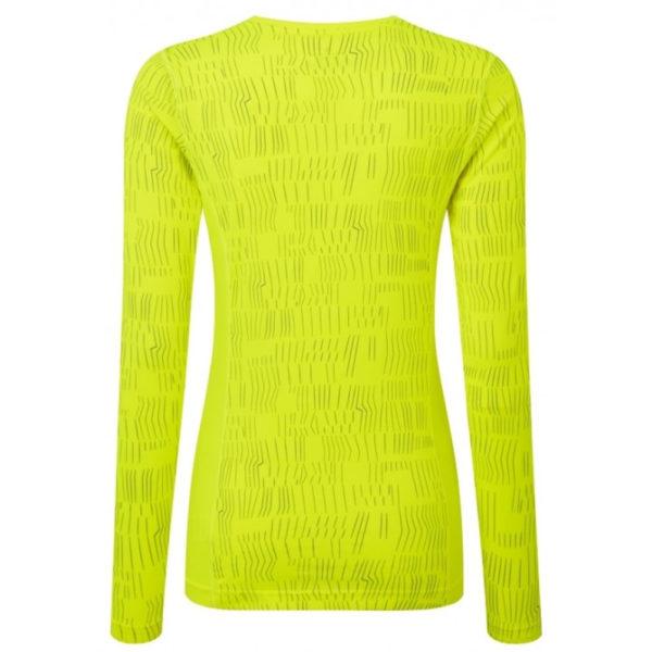 Ronhill Momentum Afterlight Long Sleeve Women's Running Tee Back