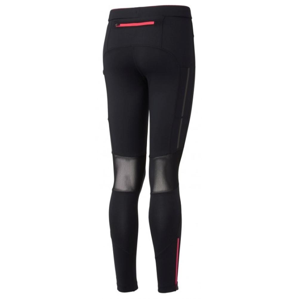 Black Ronhill Stride Stretch Womens 3//4 Capri Running Tights