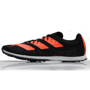 adidas XCS Men's Cross Country Spike black orange side