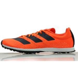 adidas XCS Women's Cross Country Spike orange black side