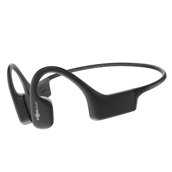 AfterShokz Xtrainerz MP3 Waterproof Headphones black diamond