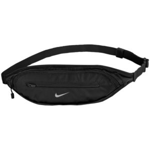 Nike Large Capacity Waistpack 2.0 black silver