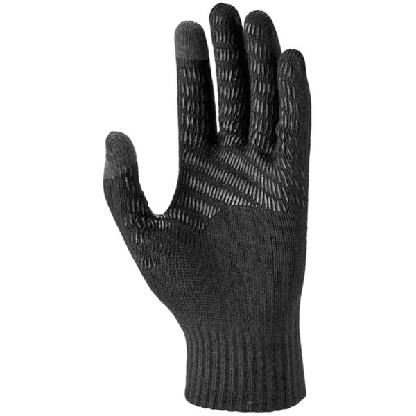 Nike Knitted Tech and Grip Running Glove back