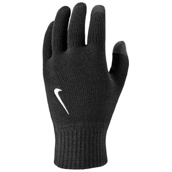 Nike Knitted Tech and Grip Running Glove front