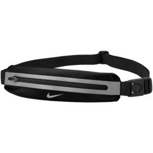 Nike Slim Running Waistpack black silver