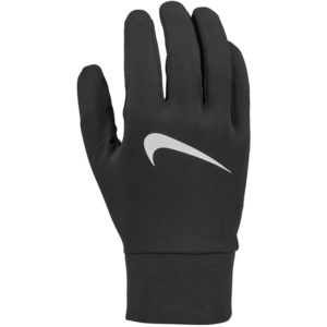 Nike Lightweight Tech Women's Running Glove black silver front