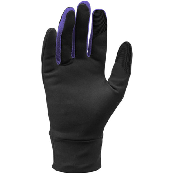 Nike Lightweight Tech Women's Running Glove black purple back