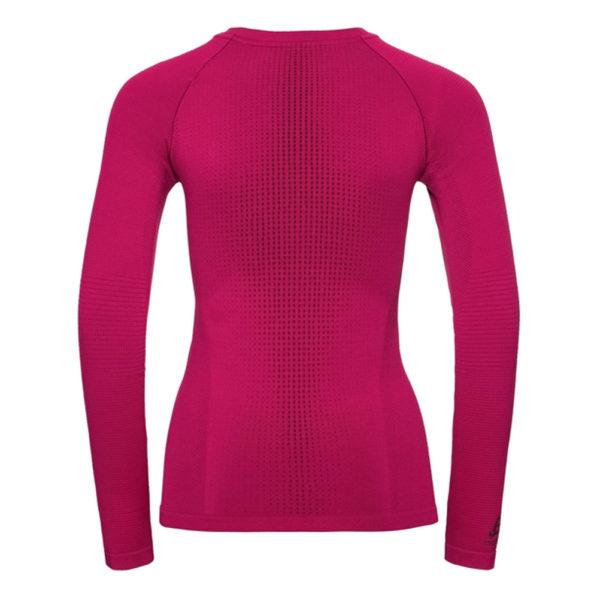 Odlo SUW Performance Crew Warm Women's Long Sleeve Top Back