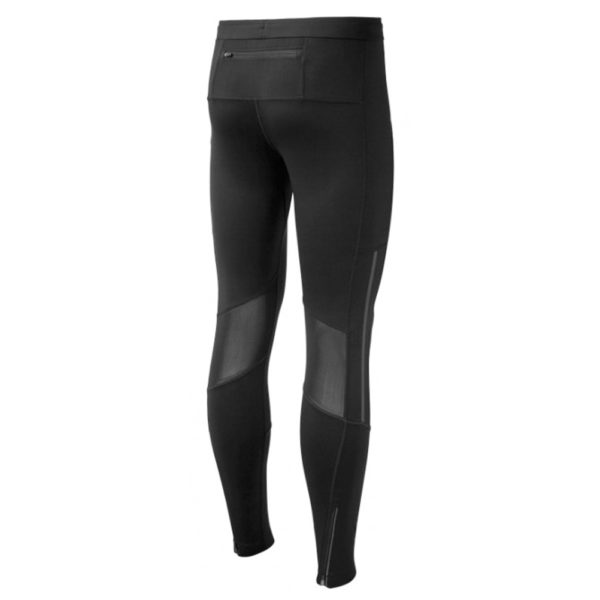 Ronhill Stride Stretch Men's Running Tight all black back
