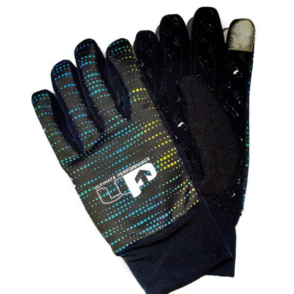 Ultimate Performance Reflective Running Glove Flash