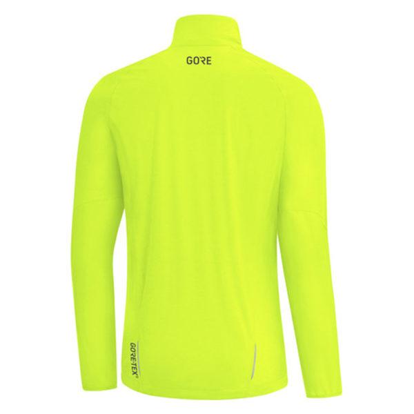 Gore Wear R3 Gore-Tex Active Men's Running Jacket Back