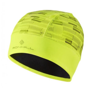 Ronhill Afterlight Running Beanie Yellow