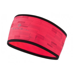 Afterlight Headband Hot Pink
