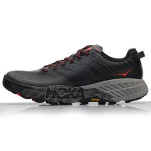 Hoka One One Speedgoat 4 Men's Trail Shoe Side