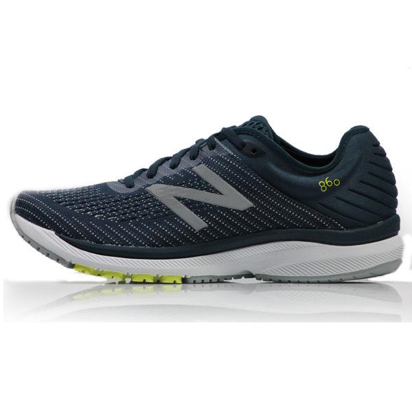 New Balance 860v10 2E Wide Fit Men's Running Shoe supercell side