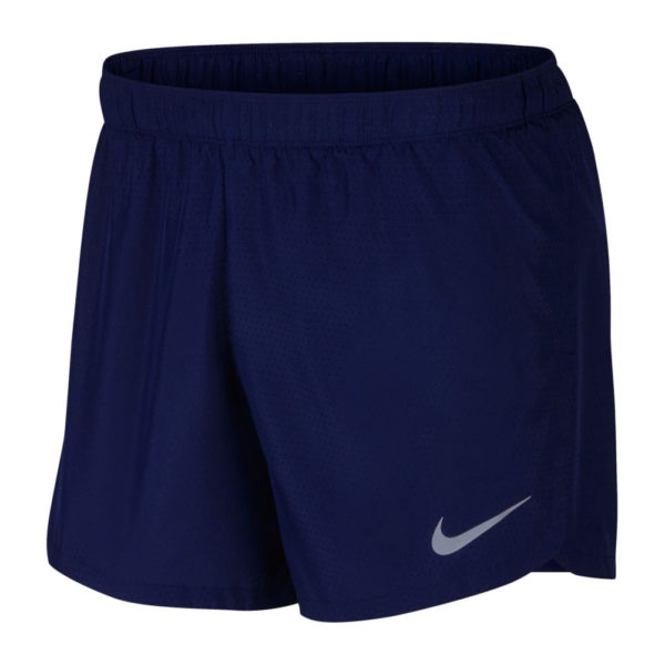Nike Fast 5inch Men's Running Short void blue front