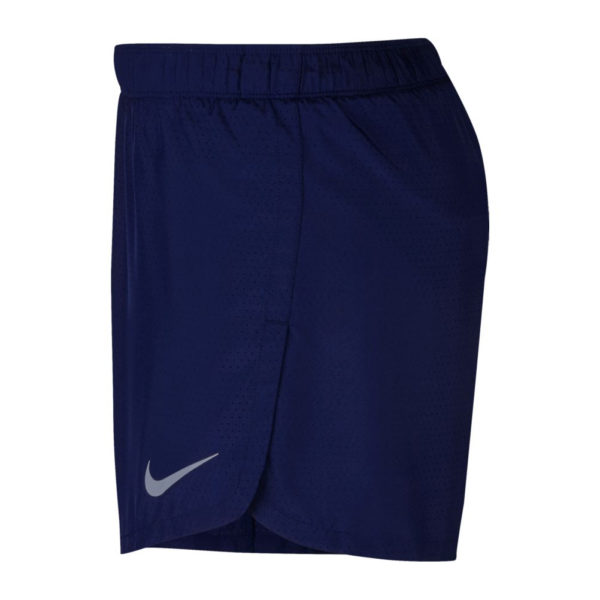 Nike Fast 5inch Men's Running Short blue void side