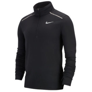 Nike Element Half Zip Men's black front