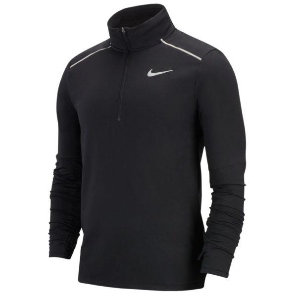 Nike Element Half Zip Men's black front