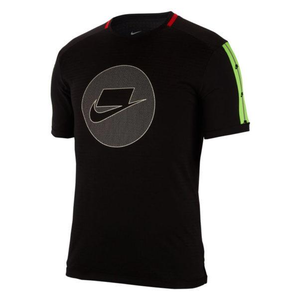 Nike Wild Run Men's Short Sleeve front