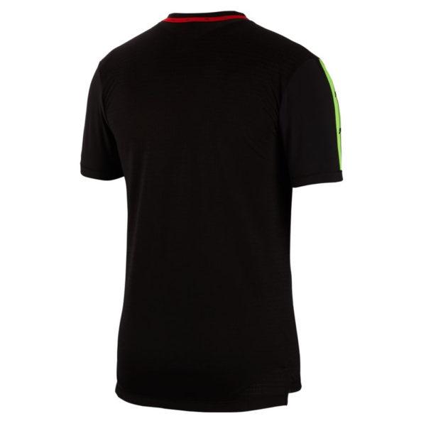 Nike Wild Run Men's Short Sleeve back