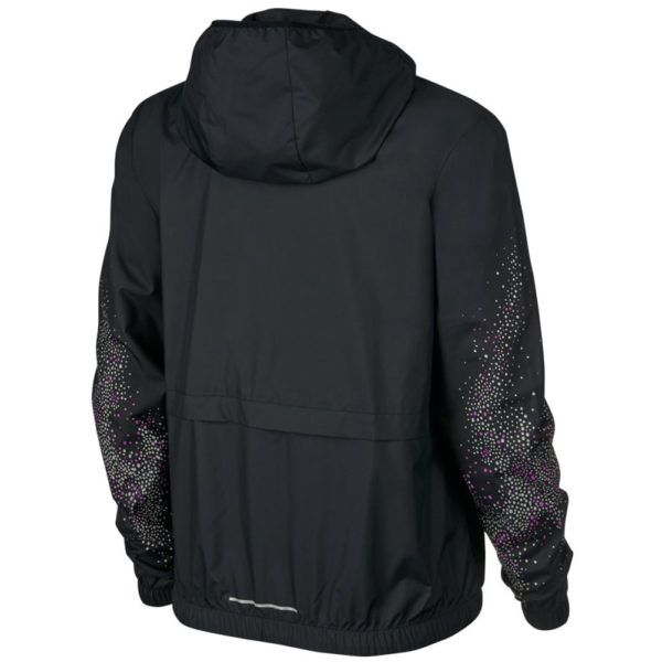 Nike Essential Women's Running Jacket Back
