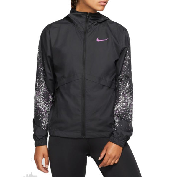Nike Essential Women's Running Jacket Model