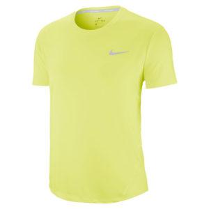 Nike Miler Short Sleeve Women's limelight front