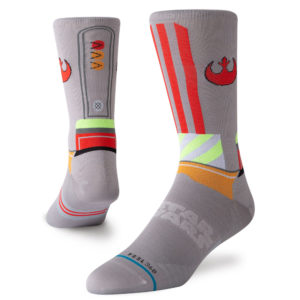 Stance Xwing Crew Running Socks