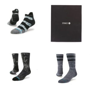 Stance Assorted 19 Men's Running Sock Gift Pack