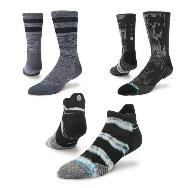 Stance Assorted 19 Men's Running Sock Gift Pack AllSocks