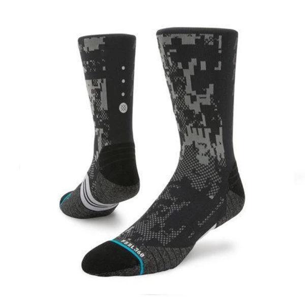 Stance Assorted 19 Men's Running Sock Gift Pack Prism Crew