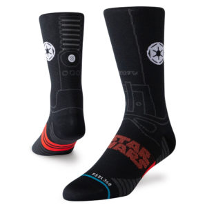 Stance Star Wars Star Destroyer Men's Crew Running Sock