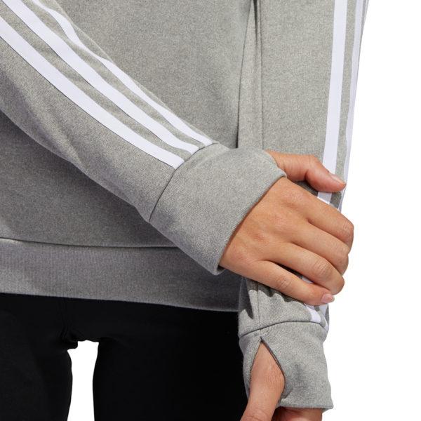 Adidas Run It Women's Long Sleeve grey heather arm