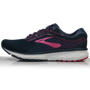 Brooks Ghost 12 Women's majolica side