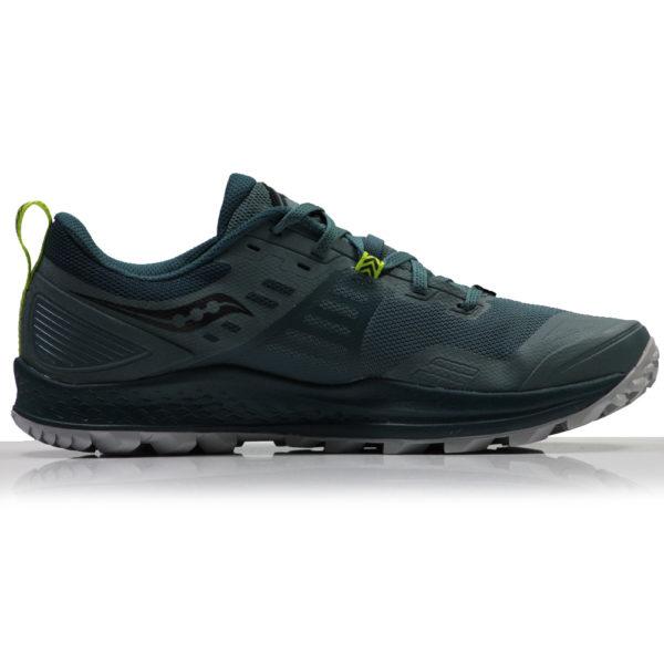 Saucony Peregrine 10 Men's Trail Shoe Back