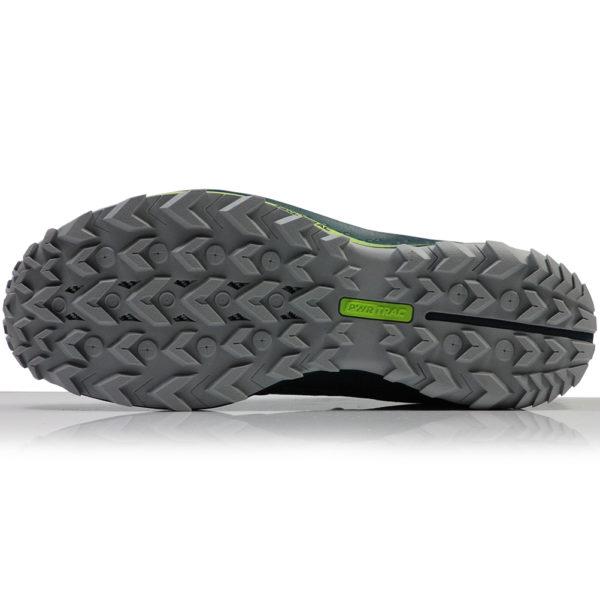 Saucony Peregrine 10 Men's Trail Shoe Sole