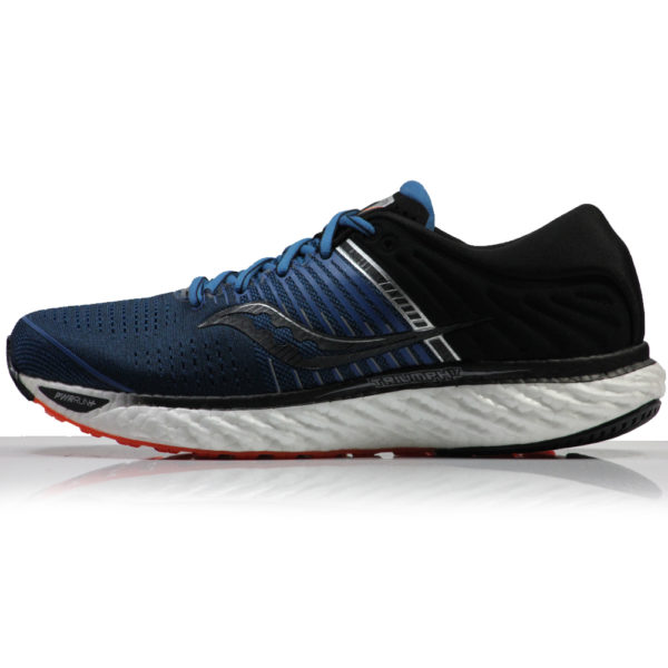 Saucony Triumph 17 Men's Running Shoe Side